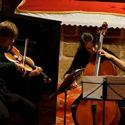 Opus 39 de Glière pour violon et violoncelle