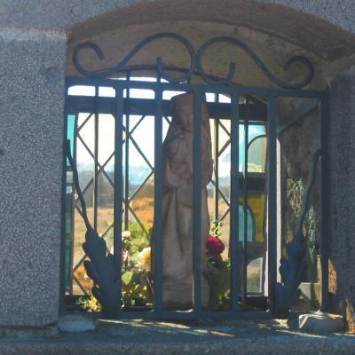 Statuette de l'oratoire de Lascout