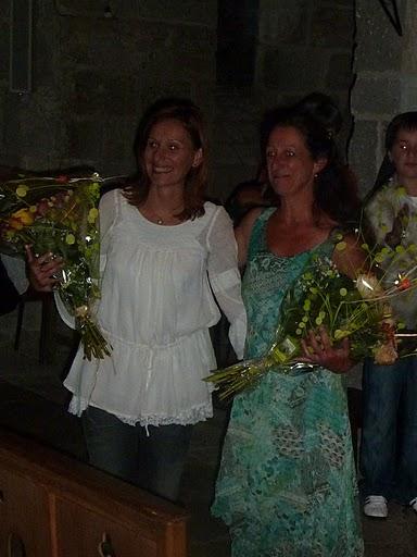 Elisabeth et Sabine