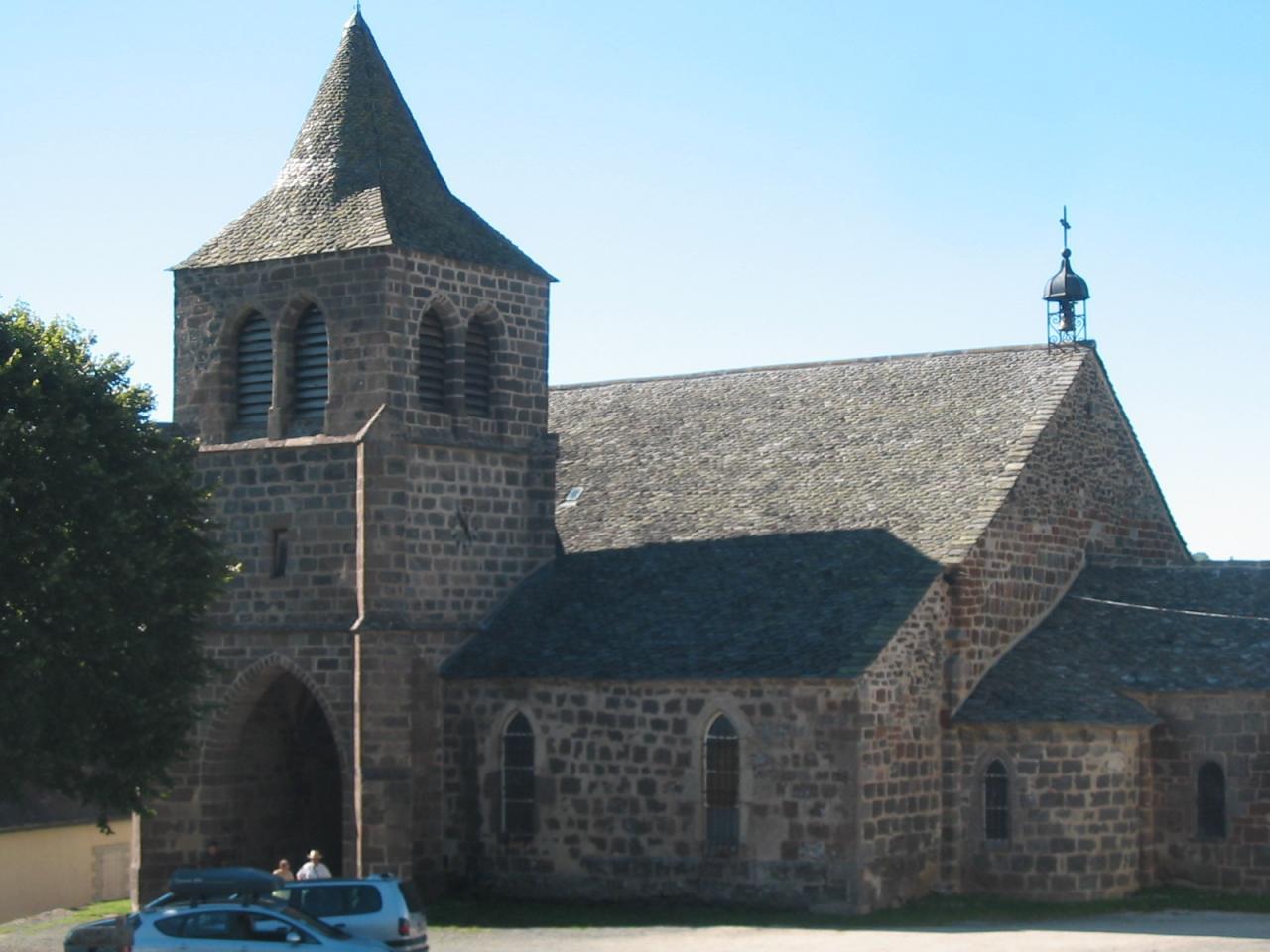 Eglise de Cheylade