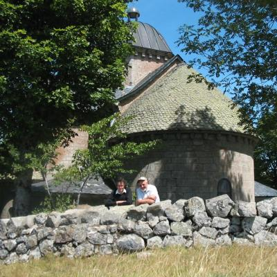 Eglise de la Fontsainte