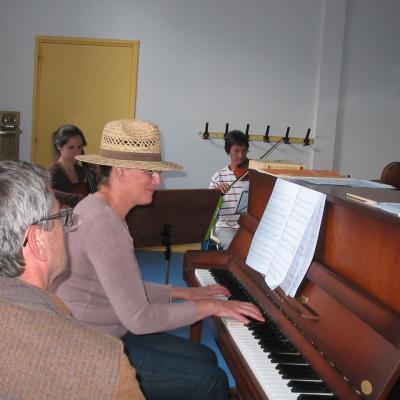 Piano....