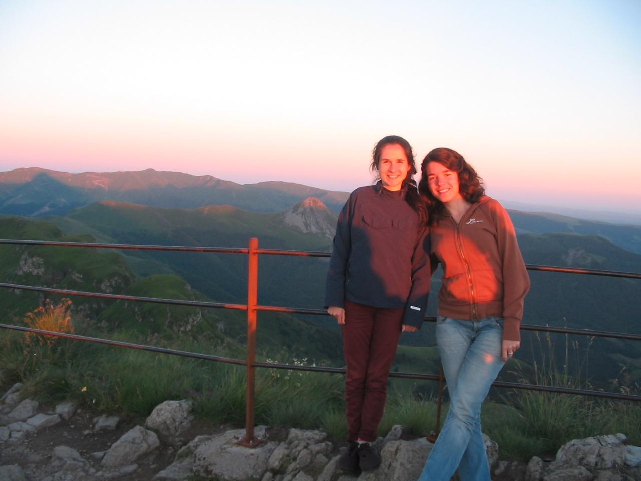 .... au sommet du Puy Mary