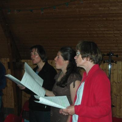 Sylvie, Catherine, Enora, Françoise