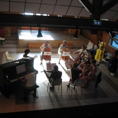 Stage musique de chambre 2015