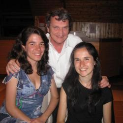 Morgane, Mireia, Alexis