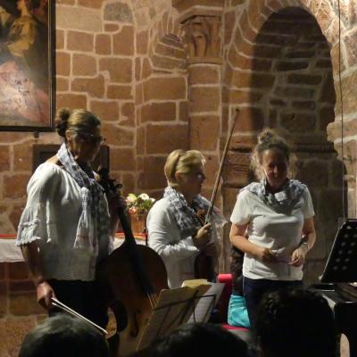 Stage musique de chambre 2017
